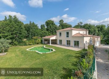 Thumbnail 4 bed villa for sale in Roquefort Les Pins, Grasse, French Riviera
