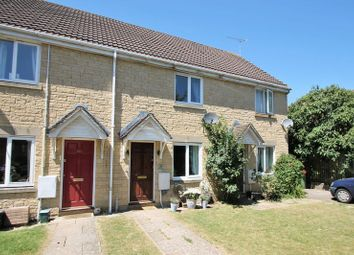 Thumbnail 2 bed terraced house for sale in Drift Way, Cirencester, Gloucestershire
