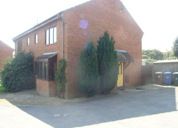 Thumbnail 1 bed semi-detached house to rent in Quarry Close, Bloxham, Banbury
