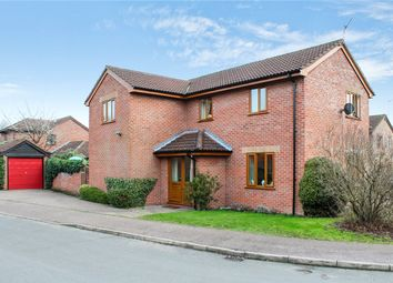 Thumbnail 4 bed detached house for sale in Alston Close, Framingham Earl, Norwich, Norfolk