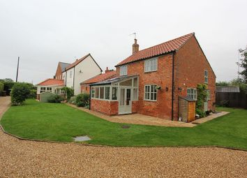 Thumbnail 5 bed property for sale in Boston Road, Heckington, Sleaford, Lincolnshire