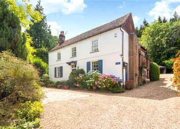 Thumbnail 5 bedroom detached house for sale in Midhurst Road, Haslemere, Surrey