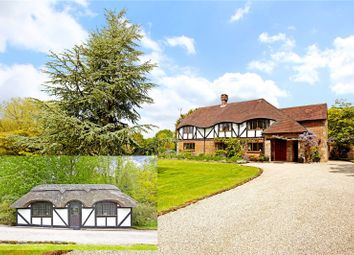 Thumbnail 6 bed detached house for sale in Yew Tree Lane, Rotherfield, East Sussex