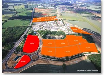 Thumbnail Land for sale in Suffolk Business Park, General Castle Way, Bury St. Edmunds