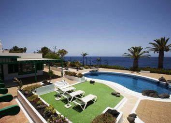 Thumbnail 6 bed villa for sale in Front Line, Puerto Calero, Lanzarote, 35572, Spain