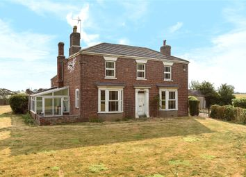 Thumbnail 4 bed detached house for sale in Algarkirk, Boston