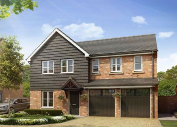 Thumbnail 5 bed detached house for sale in Overton Manor Shaws Lane, Eccleshall, Stafford