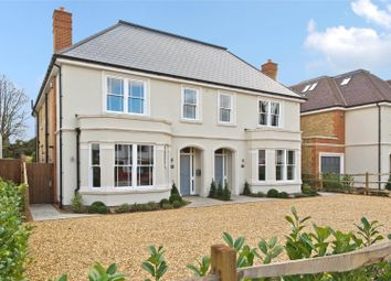 Thumbnail 5 bed semi-detached house for sale in Albany Villas, Ember Lane, Esher, Surrey