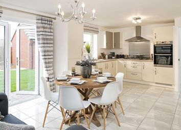 "Thumbnail 4 bed detached house for sale in ""Irving"" at Merthyr Road, Llanfoist, Abergavenny"