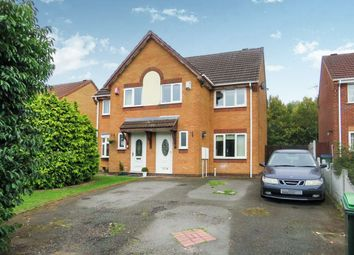 Thumbnail 3 bed semi-detached house for sale in St. Martins Drive, Tipton