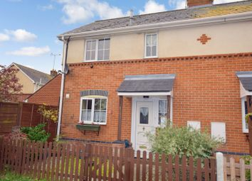 Thumbnail 2 bed end terrace house to rent in Heaton Way, Tiptree, Colchester