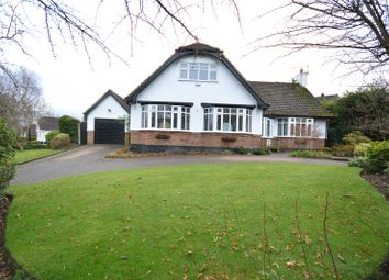 Thumbnail 4 bed detached bungalow for sale in Bower Road, Woolton, Liverpool
