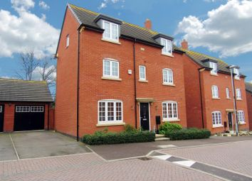 Thumbnail 4 bed detached house for sale in Ridleys Close, Countesthorpe, Leicester