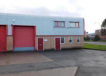 Thumbnail Light industrial for sale in Unit, 24, Alliance Close, Nuneaton