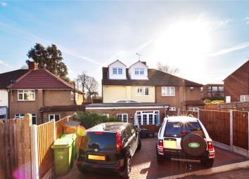 Thumbnail 4 bed semi-detached house for sale in Watling Street, Bexleyheath, Kent