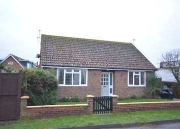 Thumbnail 3 bed detached bungalow to rent in Park Lane, Selsey