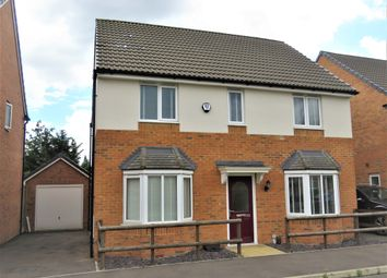 Thumbnail 4 bed detached house for sale in Sovereign Place, Hatfield