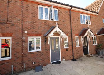 Thumbnail 2 bed terraced house for sale in Malkin Drive, Church Langley, Harlow