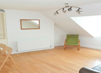 Thumbnail 1 bed flat to rent in Hemstal Road, London