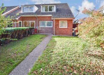 Thumbnail 3 bed property for sale in Cunningham Close, Thetford, Norfolk