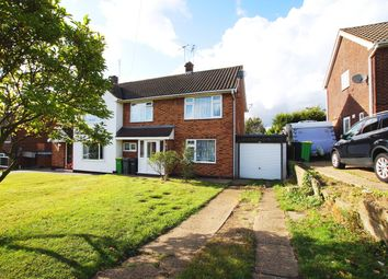 Thumbnail 3 bed semi-detached house for sale in Cotswold Avenue, Rayleigh