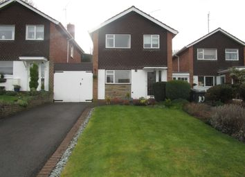 Thumbnail 3 bedroom link-detached house for sale in Westhill, Finchfield, Wolverhampton