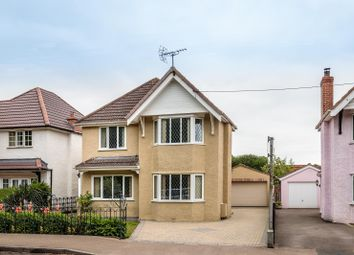 Thumbnail 3 bed detached house for sale in Forest Road, Lydney