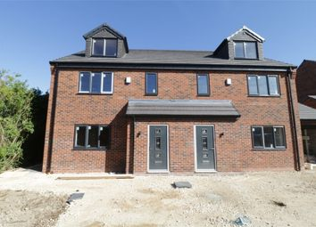 Thumbnail 4 bed semi-detached house for sale in Plot 10 Fullerton Court, Vale Road, Thrybergh, Rotherham, South Yorkshire
