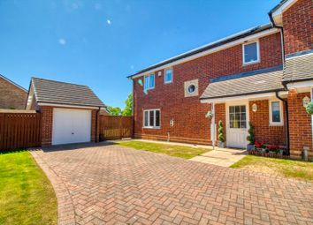 Thumbnail 4 bed semi-detached house for sale in Avon Crescent, Houghton Le Spring