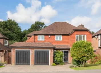 Thumbnail 4 bed detached house for sale in Forest Park, Maresfield, East Sussex