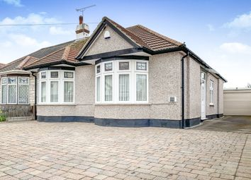 Thumbnail 2 bed semi-detached bungalow for sale in Cedric Avenue, Romford