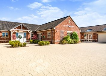 Thumbnail 4 bed detached bungalow for sale in Costow, Swindon