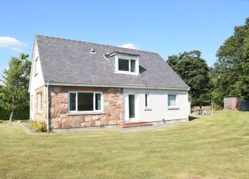 Thumbnail 4 bed detached house for sale in Mossfield, Invergordon