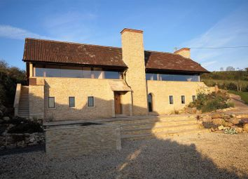 Thumbnail 6 bed property for sale in Wells Road, Westbury Sub Mendip, Wells