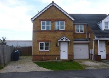 Thumbnail 3 bed semi-detached house to rent in Riverside Approach, Gainsborough