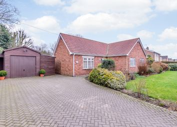 Thumbnail 4 bed bungalow for sale in The Green, Romanby, Northallerton