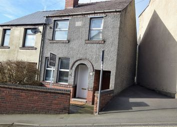 Thumbnail 3 bed semi-detached house to rent in High Street, Belper, Derbyshire