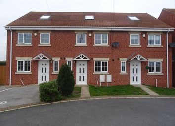 Thumbnail 4 bedroom town house to rent in Glaisedale Court, Laughton Common, Dinnington
