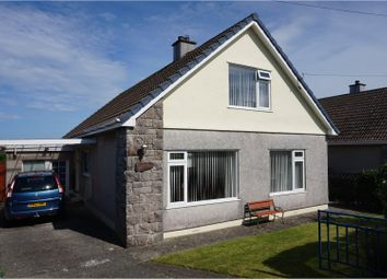 Thumbnail 3 bed detached bungalow for sale in Maes Llydan, Tyn-Y-Gongl