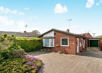 Thumbnail 2 bedroom detached bungalow for sale in Curtis Drive, Feltwell, Thetford