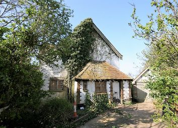 Thumbnail 3 bed detached house for sale in Cranleigh Avenue, Rottingdean, Brighton