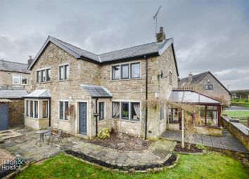 Thumbnail 4 bed detached house for sale in Wheatley Lane Road, Fence, Burnley