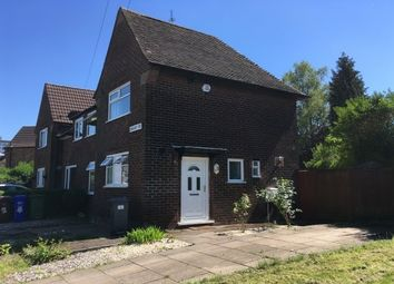 Thumbnail 3 bed semi-detached house to rent in Longhey Road, Wythenshawe