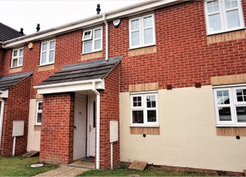 Thumbnail 2 bedroom terraced house for sale in Kingsford Road, Coventry