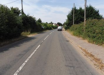 Thumbnail Land for sale in Norwich Road, Yaxham, Dereham