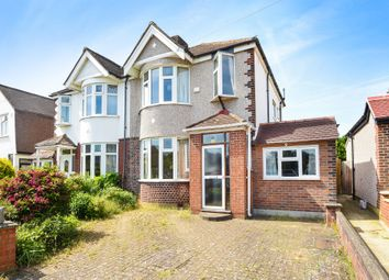 Thumbnail 4 bedroom semi-detached house for sale in Francis Close, Ewell, Epsom