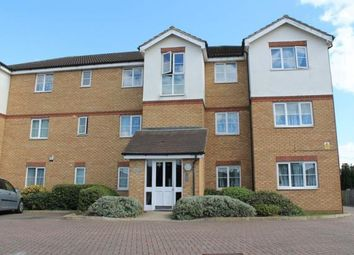 Thumbnail 2 bed flat for sale in Rossmore Close, Ponders End, Enfield
