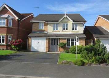 Thumbnail 4 bed detached house for sale in Balmoral Grove, Prenton