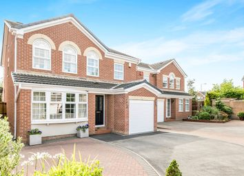 Thumbnail 4 bed detached house for sale in Harewood Drive, Wrenthorpe, Wakefield