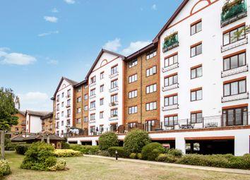 Thumbnail 2 bed flat to rent in Sopwith Way, Kingston Upon Thames, Surrey
